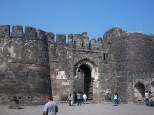 25 Daultabad fort