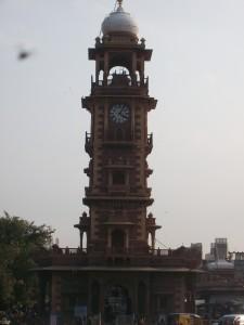 31 tower clock