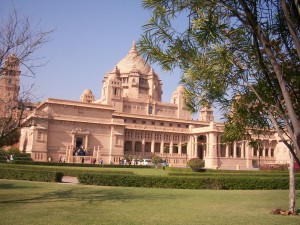 32 Umaid Bhawan palais du Maharaja