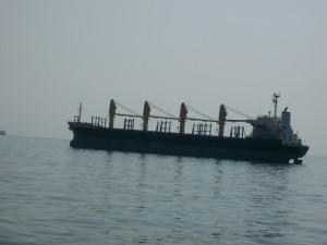 5 traversée pour Qeshm