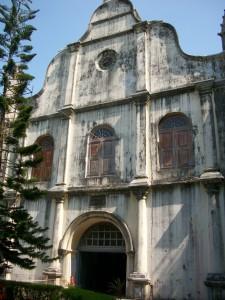 6 église st Francis avec la tombe de Vasco de Gama