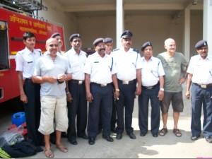 9 pompiers