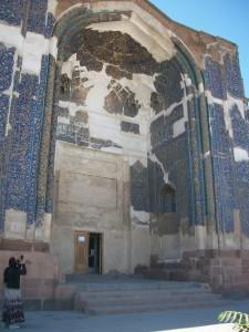 Mosquée bleue Tabriz (3)