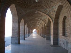 Mosquée bleue Tabriz