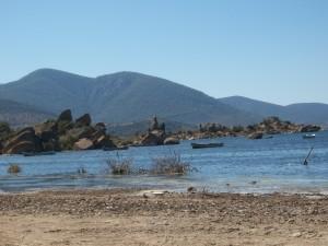 le lac Bafa