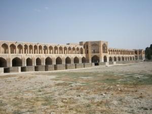 le pont Kadjou (3)