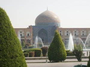 mosquée cheik lotfollah