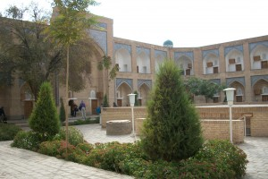 19 hôtel Khiva