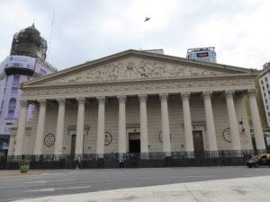 Buenos Aires La cathédrale