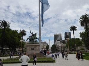 Buenos Aires La Plaza de Mayo