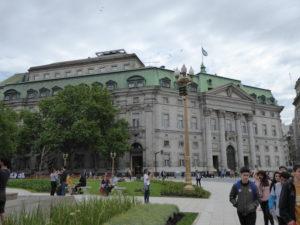 Buenos Aires la banque nationale