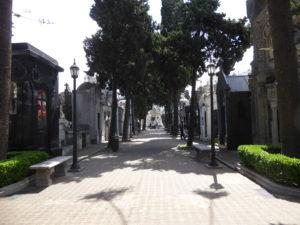 Buenos Aires le grand cimetière