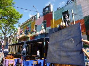Buenos Aires Le quartier de la Boca