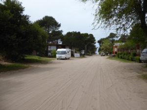 Mar Azur les rues sableuses