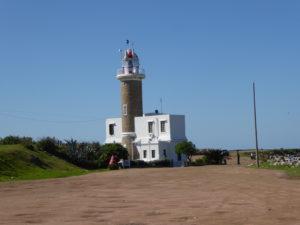 Monte Vidéo le phare
