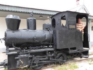 Trelew : le chef de gare