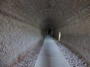 Gaïman  : le tunnel transformé en musée