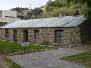 Gaïman :  la première maison construite par des Galois