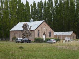 Gaïman :  la chapelle Bethel
