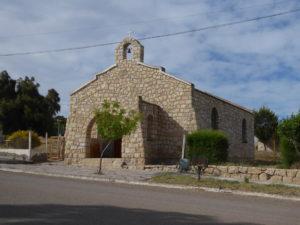 Camarones l'église en Pierre