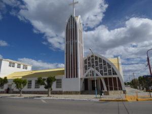 L'église de San Julian