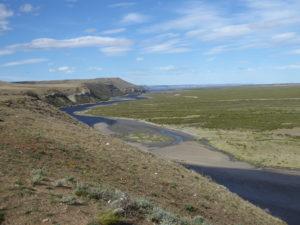 Le rio Gallegos