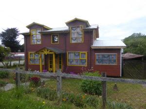 Maison à Chiloé