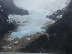 Le glacier Balmaceda