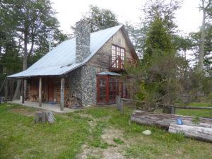 La maison de René à Tolhuin
