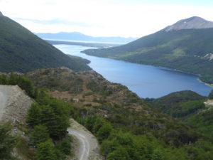 Sur la route vers Ushuaia