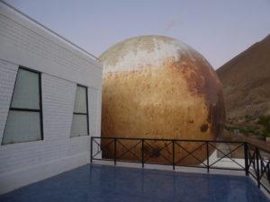 L'observatoire de Mamalluca