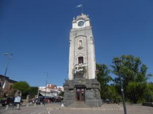 La tour de l'horloge à Alta Gracia