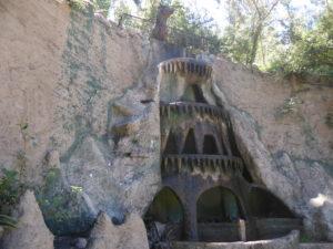 La fontaine  Cerro de Toro