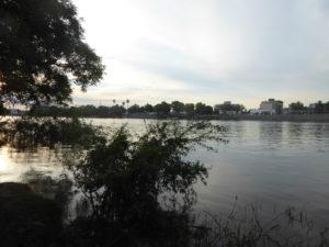 Le rio Gualeguaychú
