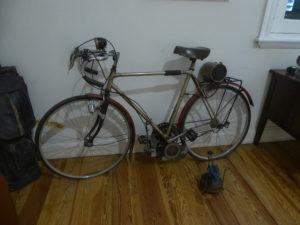 le vélo à moteur du Che