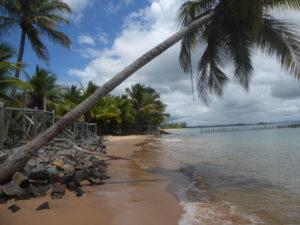 Barra Grande : la plage