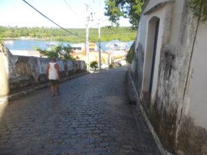 ruelle à Camumu