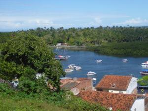le petit port de Camumu