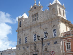 Cathédrale de Salvador de Bahia
