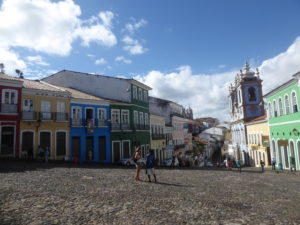 centre historique Salvador