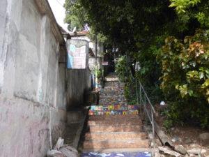 Les petites ruelles du vieux quartiers