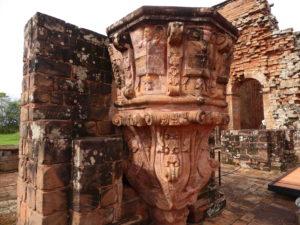 La Chaire de la cathédrale