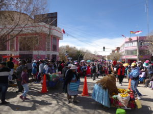 Vilazon la fête au village