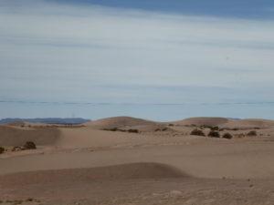 Paysage, on se croirait au Maroc