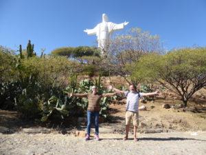 le Christ de la Concordia