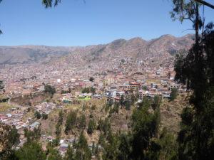La ville de Cusco