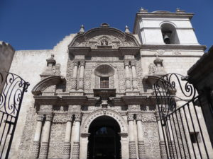 l'église la Campaña