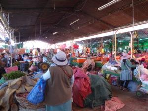 le marché de Cochabamba