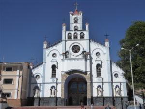 église del señor de la Soledad à Huaraz