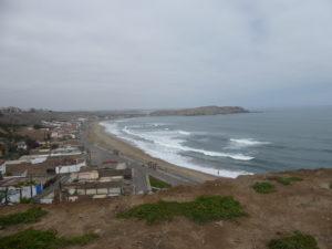 la plage de Barranca